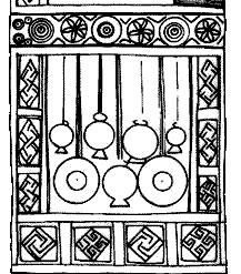 Schema stele con papaveri da artepreistorica.com