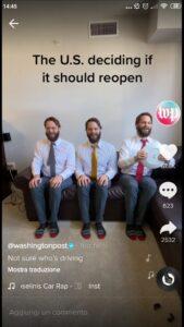 Washington Post su TikTok