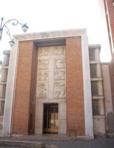 Portale Chiesa di San Michele Foggia