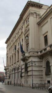 Palazzo della Prefettura Foggia