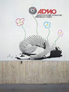 Zip - Murales per Admo Foggia - ph- Trawellit