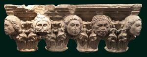 Capitello Quattro Razze di Troia by Museo MED