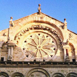 Rosone Cattedrale di Troia