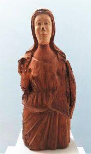 Madonna del Melograno by Trawellit