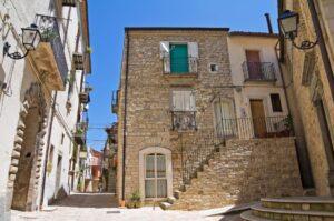 Celenza Valfortore. Foggia, Puglia.
